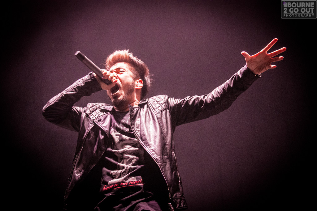 Crossfaith (O2 Guildhall, Southampton – 4/11/15)