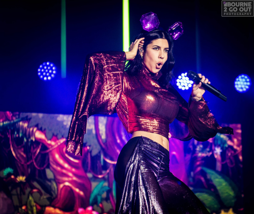 Marina & The Diamonds (O2 Academy, Bournemouth – 21/11/15)