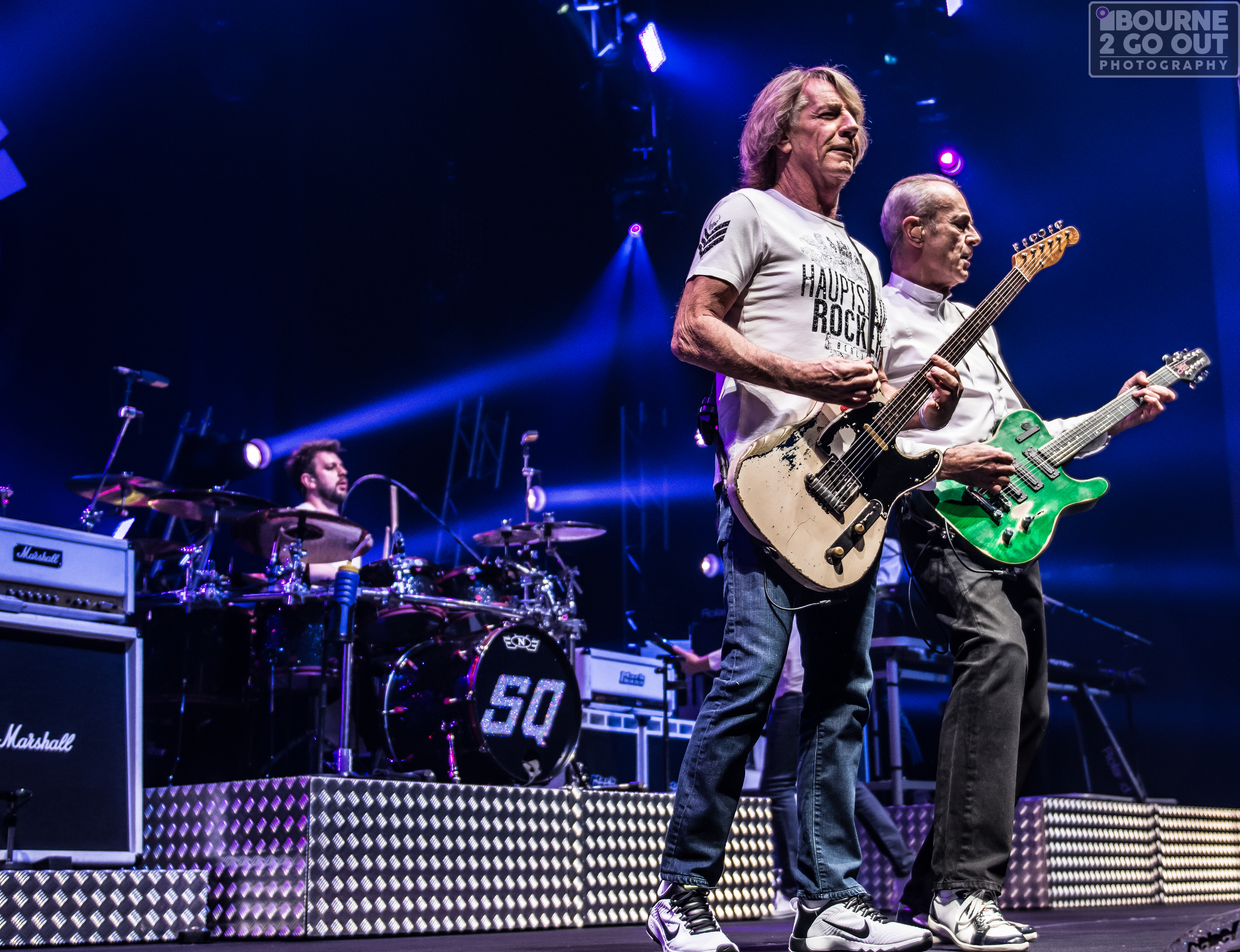 Status Quo (The BIC, Bournemouth – 10/12/15)