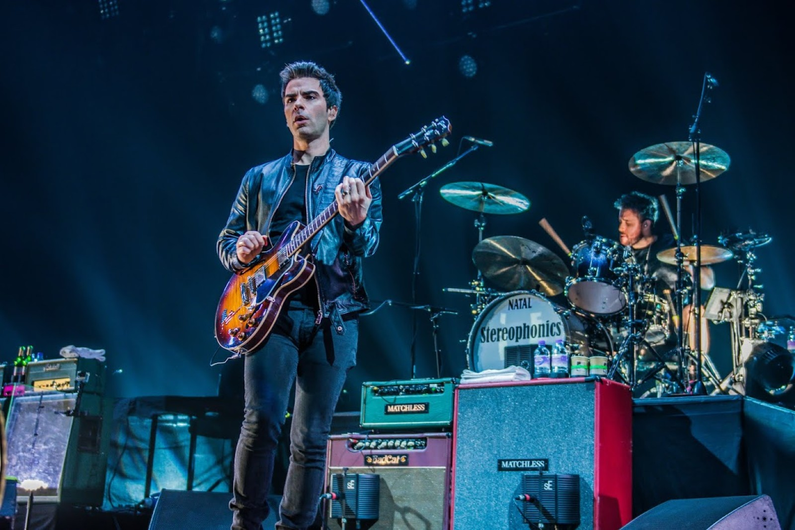 The Stereophonics (The BIC, Bournemouth – 2/12/15)
