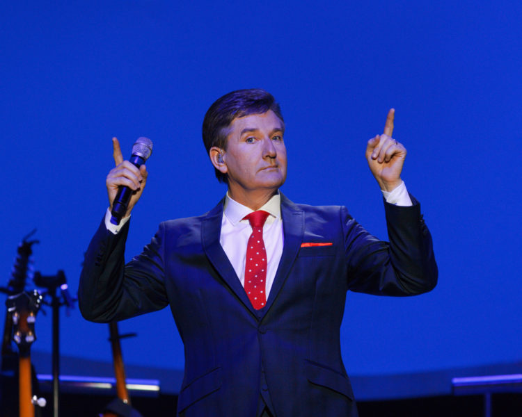 Daniel O'Donnell (The BIC, Bournemouth – 17/9/16)
