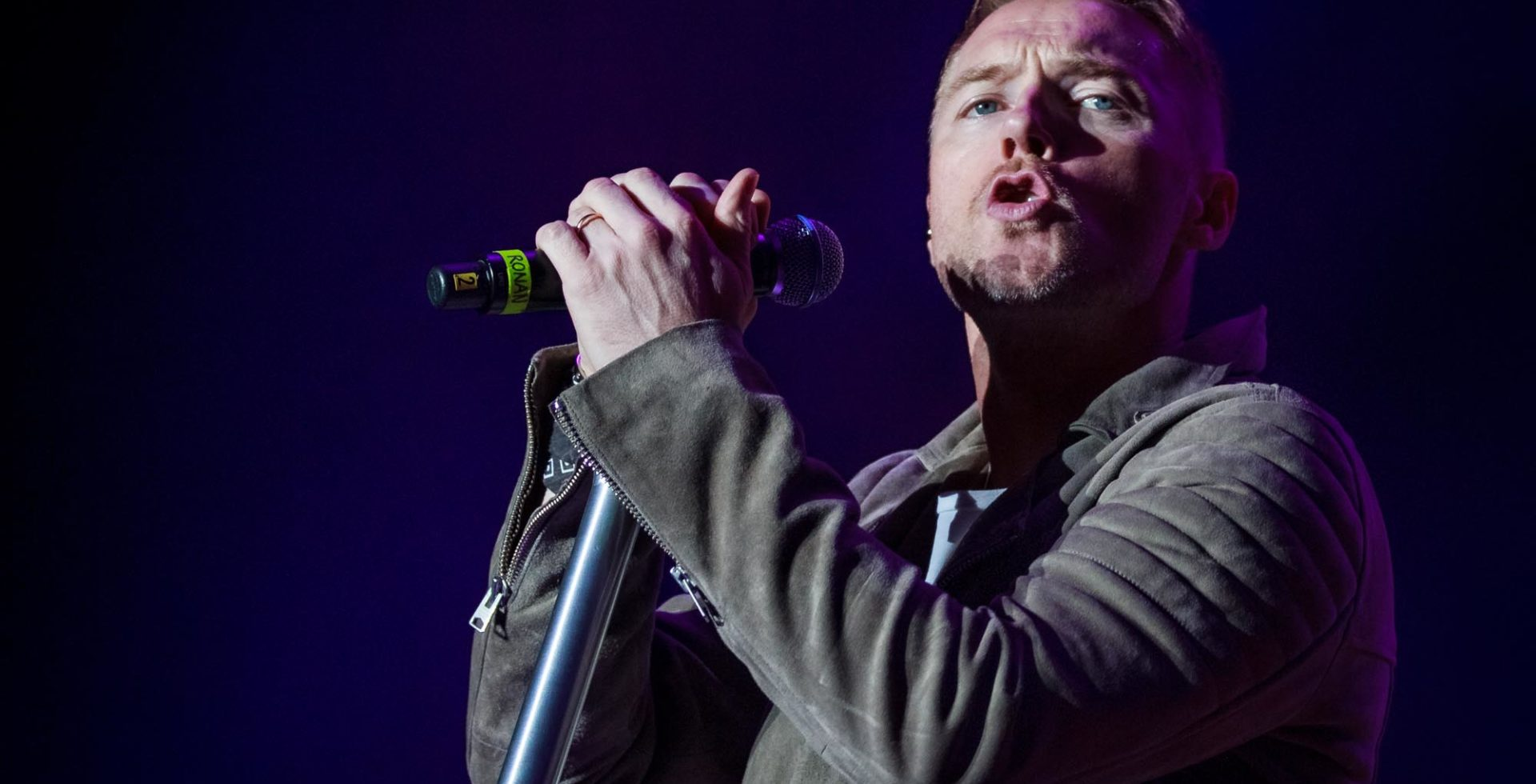 Ronan Keating (The BIC, Bournemouth – 1/10/16)
