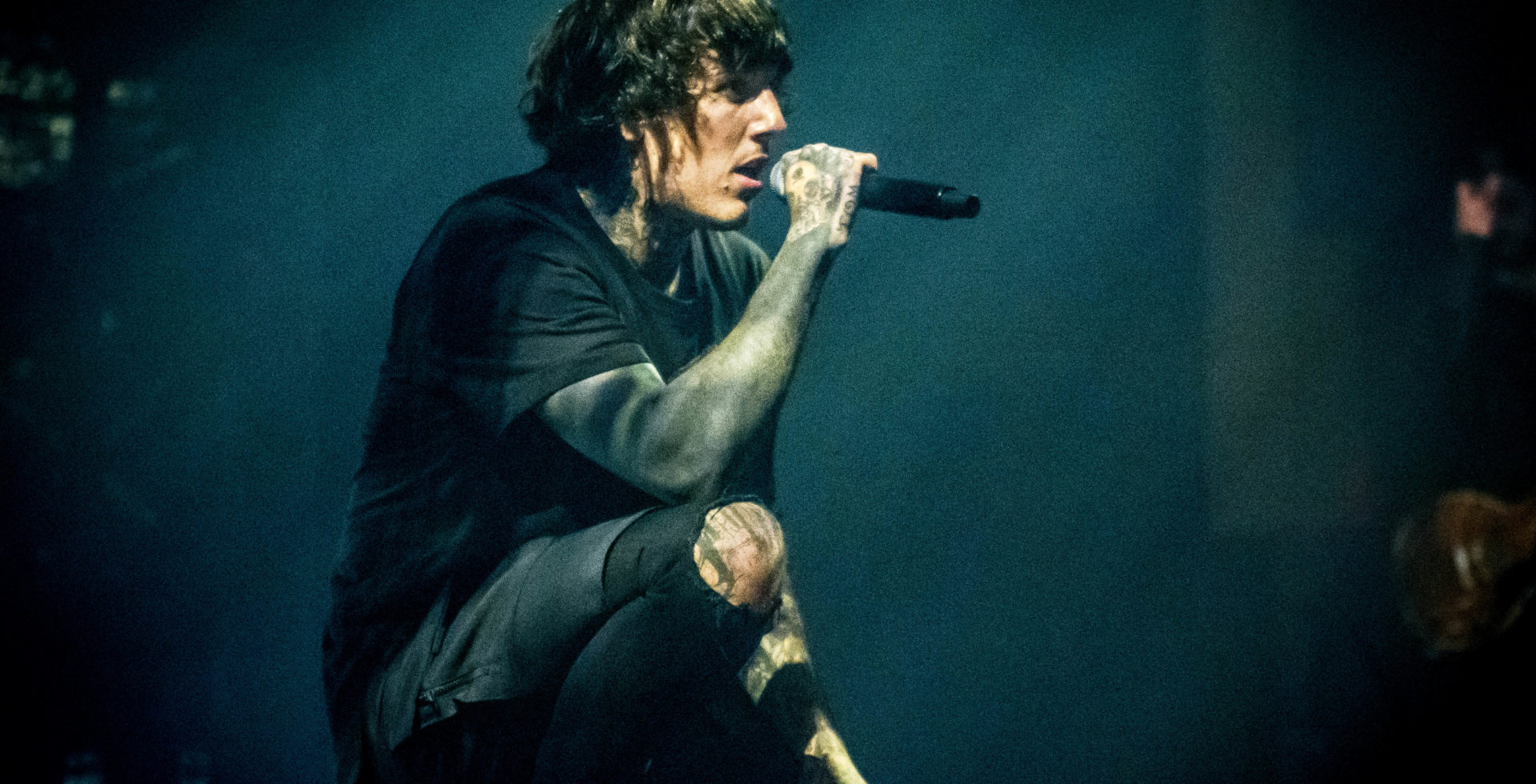 Bring Me The Horizon (The BIC, Bournemouth -1/11/16)