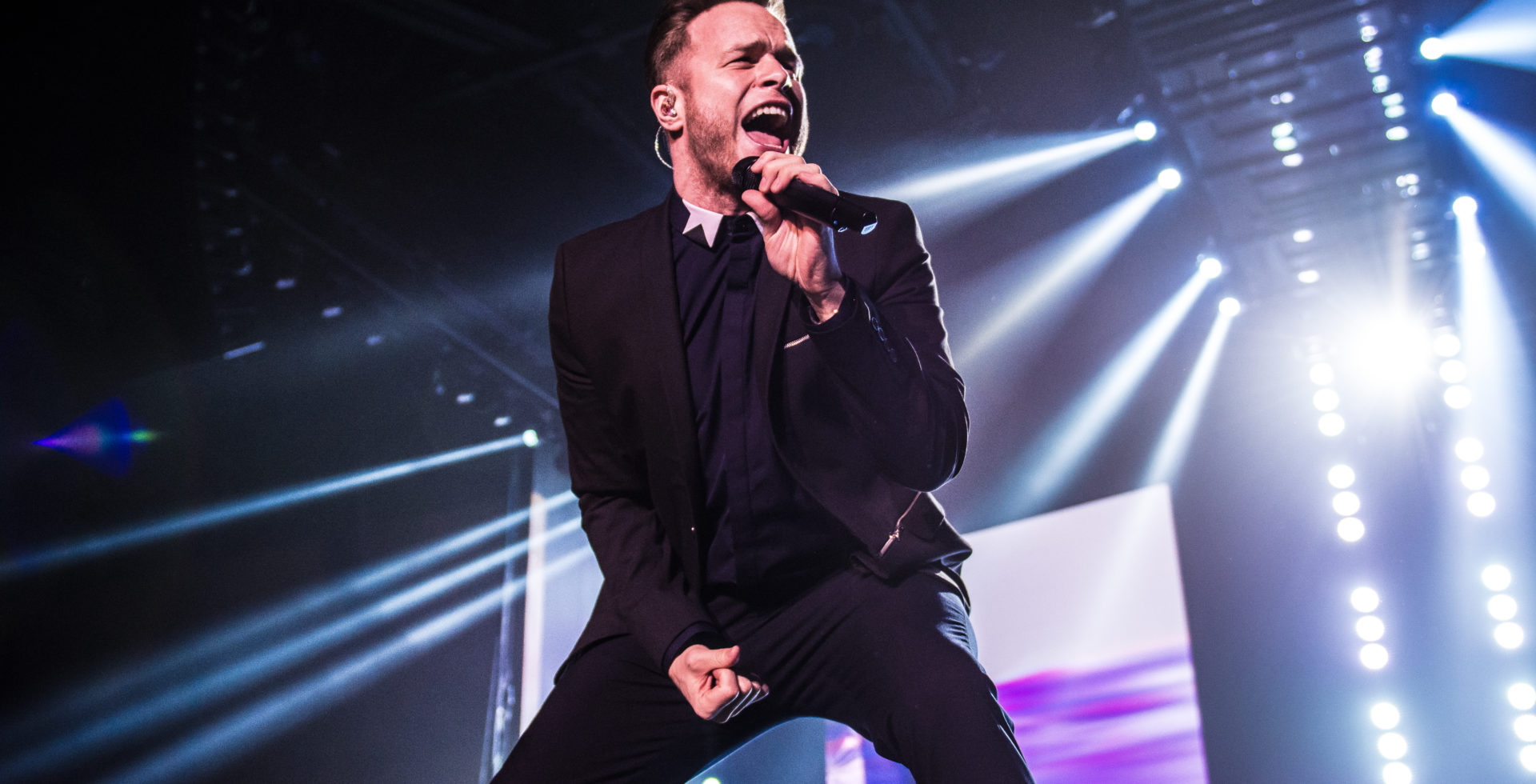 Olly Murs (The BIC, Bournemouth – 28/03/17)